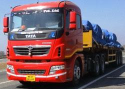 Tata Prima heavy truck