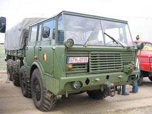 Tatra T813 KOLOS