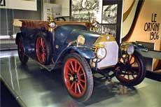 The A.L.F.A 24 hp
