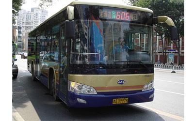 JAC Tianjin Bus Route 606