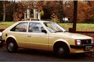 Vauxhall Astra Mk I