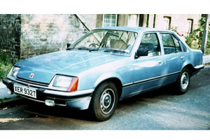 Vauxhall Carlton Mark I