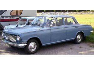 Velox 4 door Saloon 1963