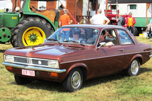 Viva 1.8L 2 door Saloon 1975
