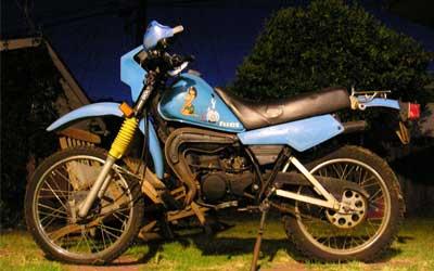 Yamaha DT50MX