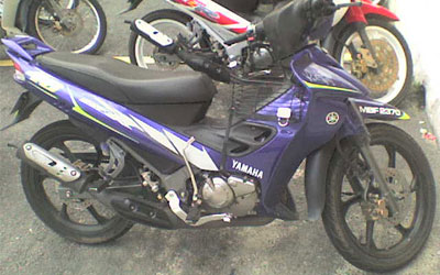 Yamaha Y125Z