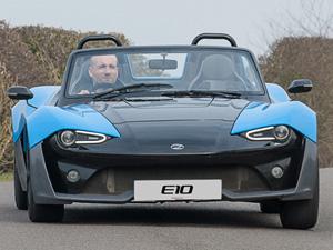 Zenos E10 Car Model