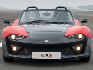 Zenos E10S Car Model
