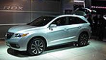 acura RDX car model