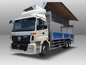 foton ETX280 6X4 Wing Van car model