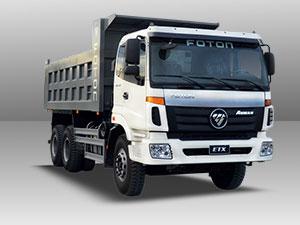 foton ETX340 6X4 Dump Truck car model