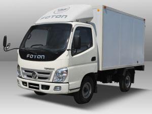 foton TS 2 Composite Van model