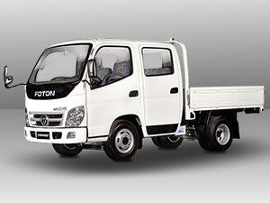 foton TS 2 Double Cab car model