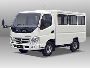 foton TS 2 MPV car model