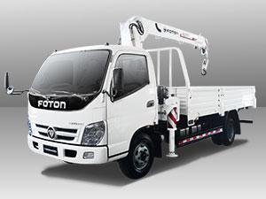 foton TS 3.5 Crane Truck model