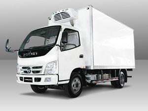 foton TS 3.5 Ref Van model