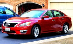 nissan altima 5th generation