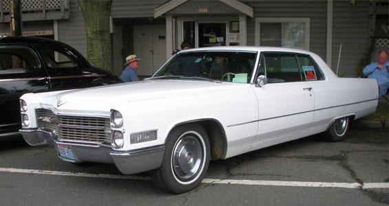 Cadillac Calais Car Model