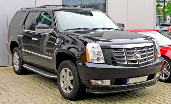 Cadillac Escalade car model