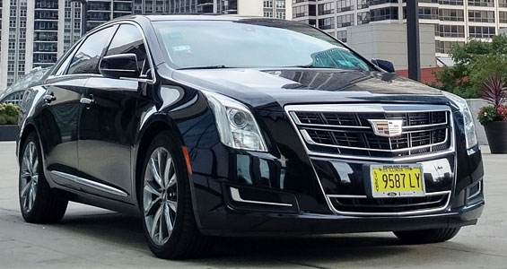Cadillac XTS Car Model