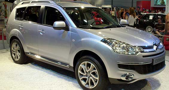 Citroen C-Crosser car model