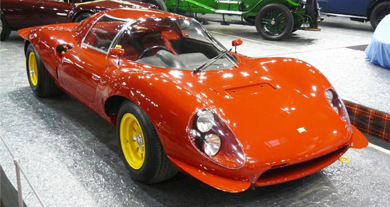 Ferrari Dino Car model