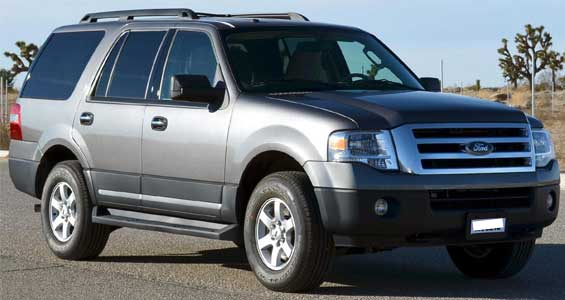 Ford Expedition car model