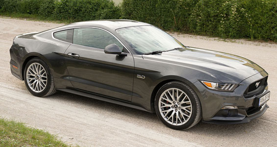 Ford Mustang car model
