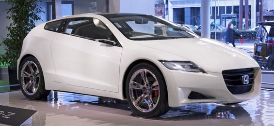 Honda CR-Z car model