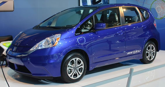 Honda Fit car model review