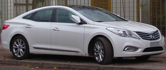 Hyundai Azera car model