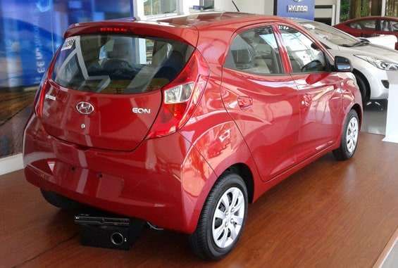Hyundai Eon car model