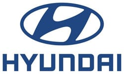 Hyundai Official Logo of the Company