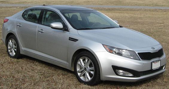 Kia Optima car model