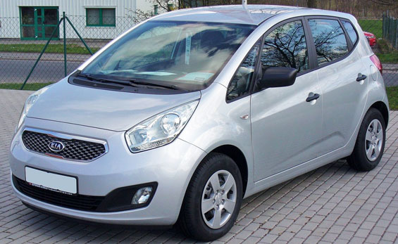 Kia Venga Car Model