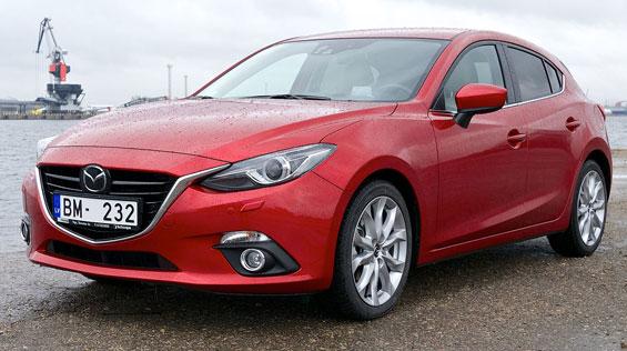 Mazda3 car model