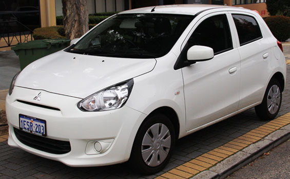 Mitsubishi Mirage Detailed Review