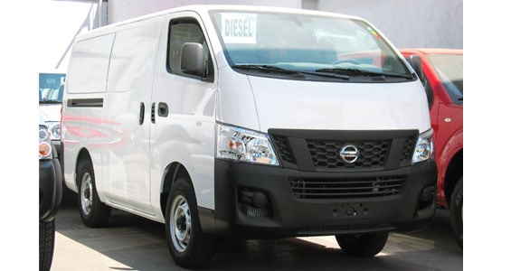 Nissan NV-350 car model review
