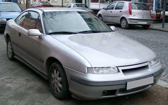 Opel Calibra car model