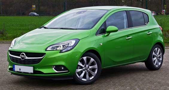 Opel Corsa car model
