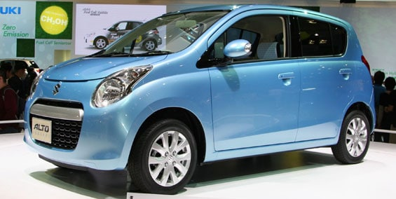 Suzuki Alto car model