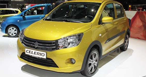Suzuki Celerio car model review