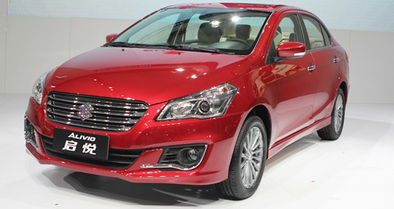 Suzuki Ciaz car model review