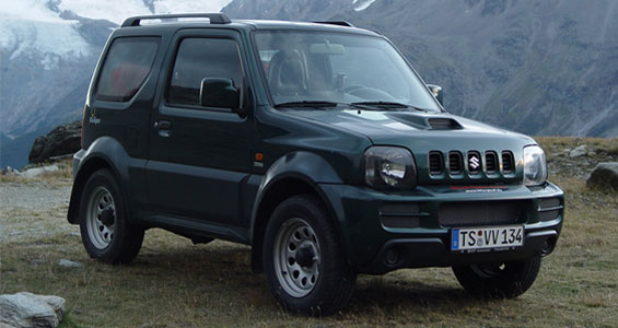 Suzuki Jimny car model