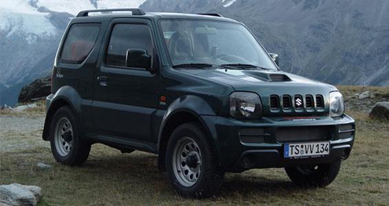 Suzuki Jimny car model