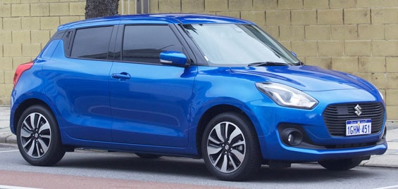 Suzuki Swift Car Model