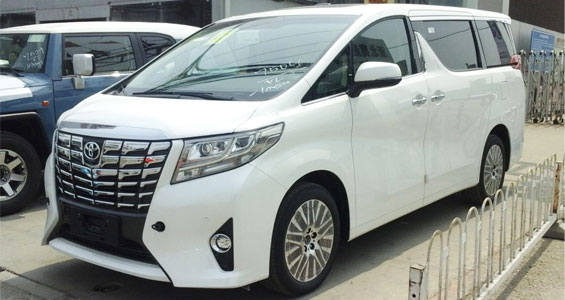 Toyota Alphard car model