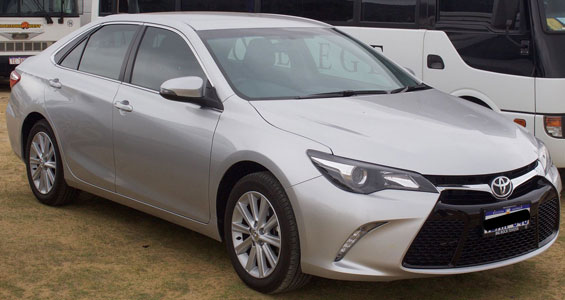 Toyota Camry car model