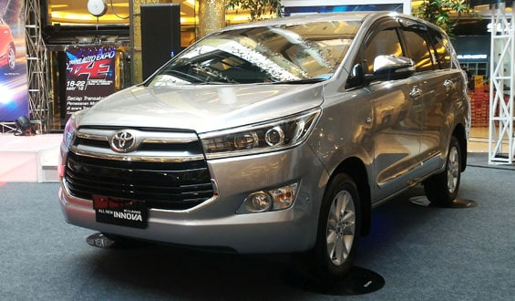 Toyota Innova car model