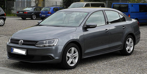 volkswagen jetta car model